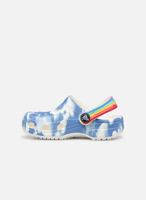 Sandalen Crocs Classic Out of this World II Cg K Blauw voorkant