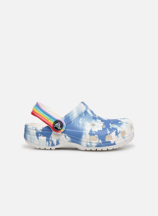 Sandalen Crocs Classic Out of this World II Cg K Blauw achterkant