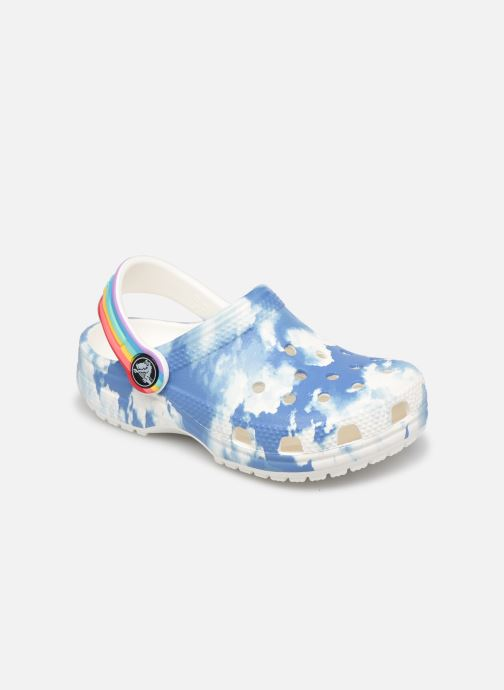 Sandalen Crocs Classic Out of this World II Cg K Blauw detail