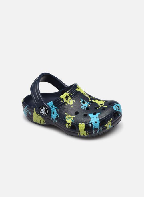 Classic Monster Print Clog T