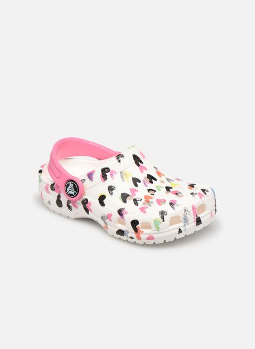Sandales et nu-pieds Enfant Classic Heart Print Clog K