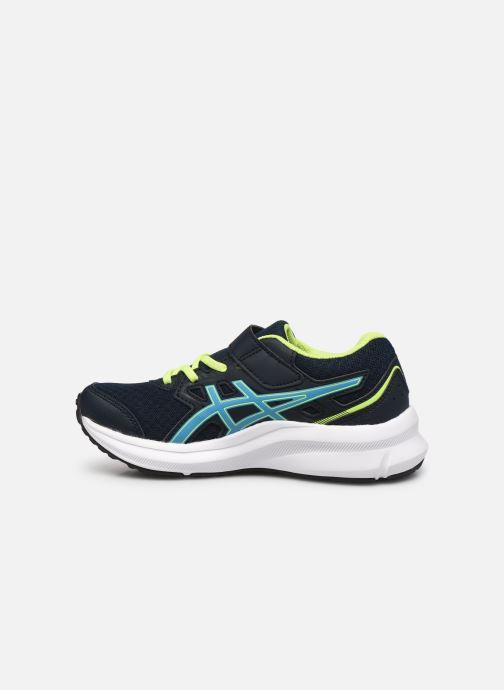 Chaussures de sport Asics JOLT 3 PS Bleu vue face