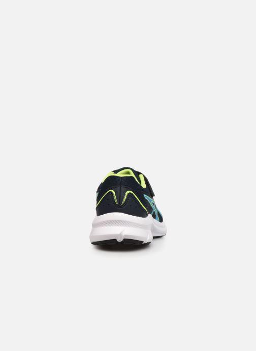 Chaussures de sport Asics JOLT 3 PS Bleu vue droite