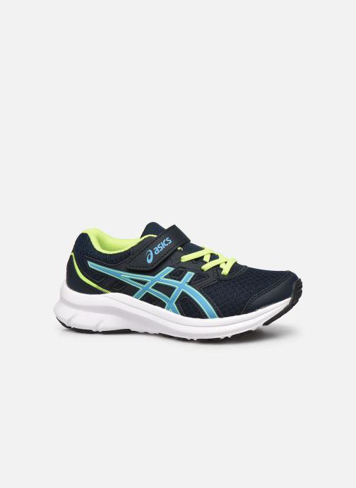 Chaussures de sport Asics JOLT 3 PS Bleu vue derrière