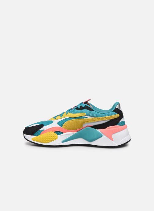 Sneakers Puma Rsx3 Exotica Multicolore immagine frontale