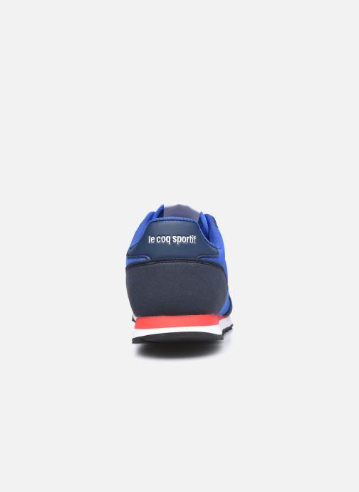 Sneakers Le Coq Sportif Astra Retro Azzurro immagine destra