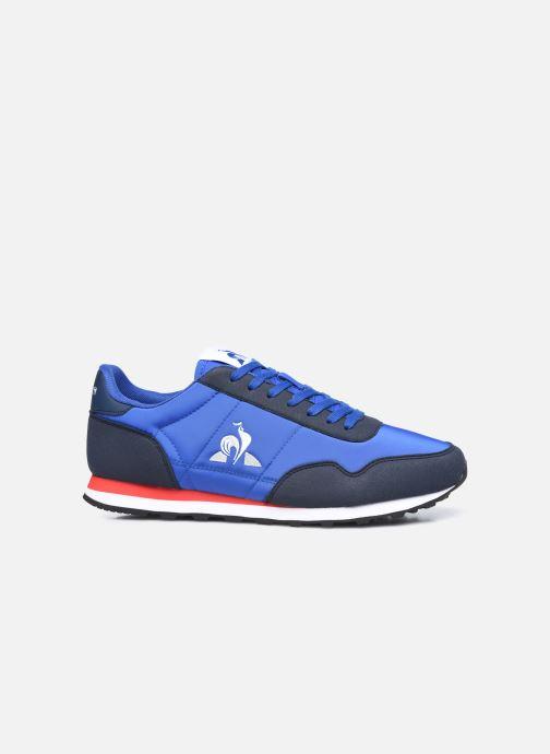 Sneakers Le Coq Sportif Astra Retro Azzurro immagine posteriore