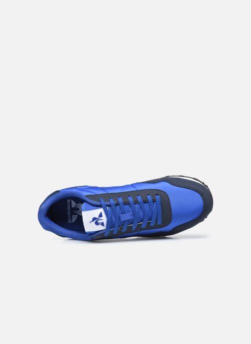 Sneakers Le Coq Sportif Astra Retro Azzurro immagine sinistra