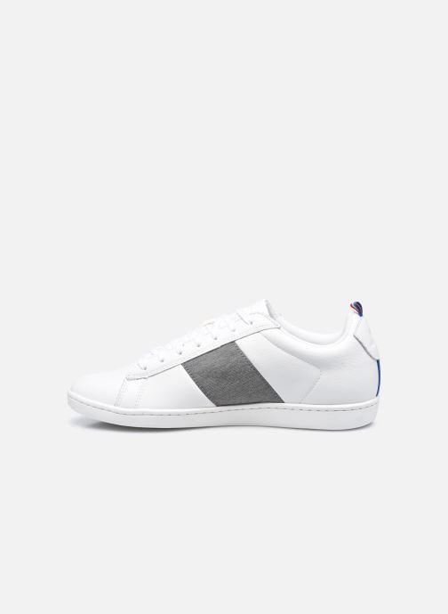 Sneakers Le Coq Sportif Courtclassic Strap Bianco immagine frontale