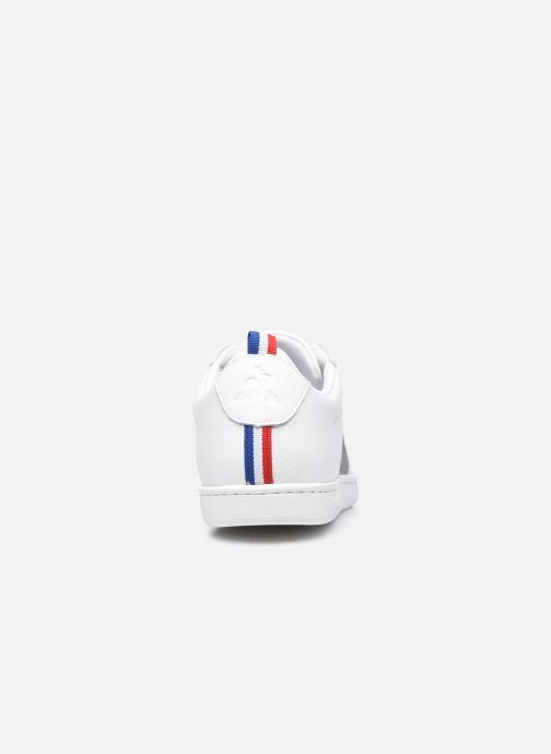 Sneakers Le Coq Sportif Courtclassic Strap Bianco immagine destra