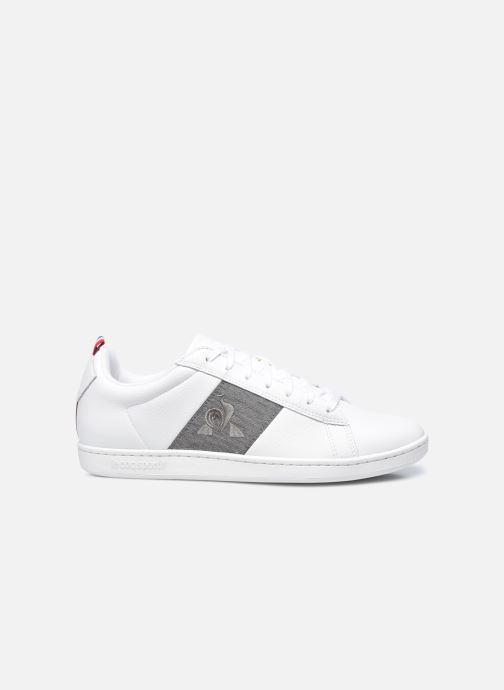 Sneakers Le Coq Sportif Courtclassic Strap Bianco immagine posteriore