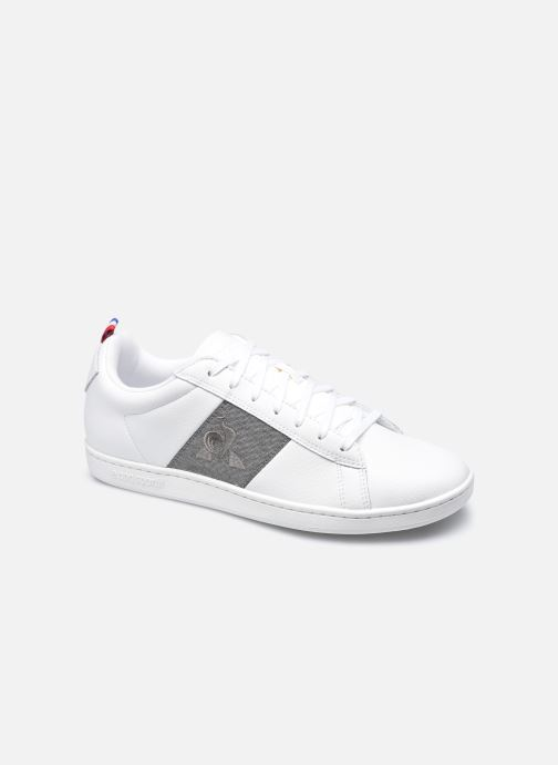 Sneakers Le Coq Sportif Courtclassic Strap Bianco vedi dettaglio/paio