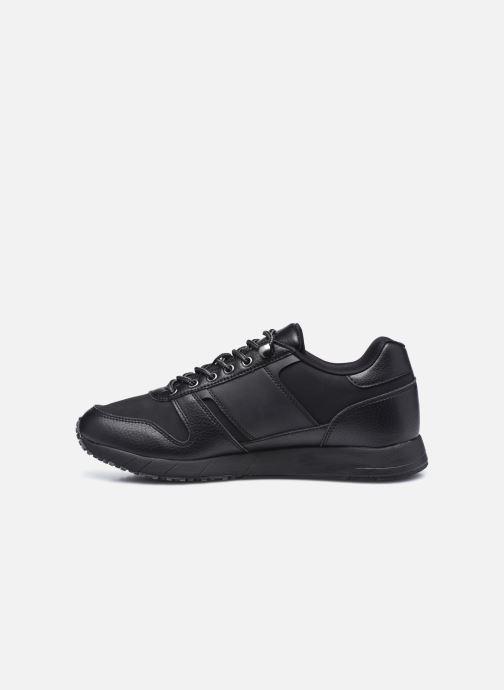 Sneakers Le Coq Sportif Jazy Classic Automne Nero immagine frontale