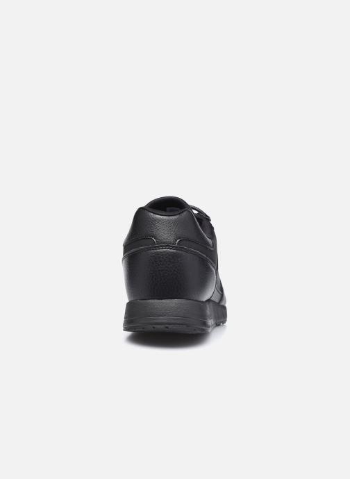 Sneakers Le Coq Sportif Jazy Classic Automne Nero immagine destra