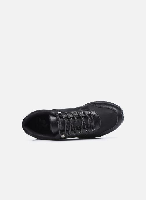 Sneakers Le Coq Sportif Jazy Classic Automne Nero immagine sinistra