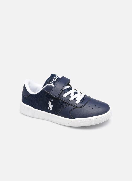 Sneaker Polo Ralph Lauren Keelin II PS blau detaillierte ansicht/modell