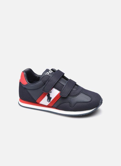 Sneakers Polo Ralph Lauren Kelland EZ Blauw detail