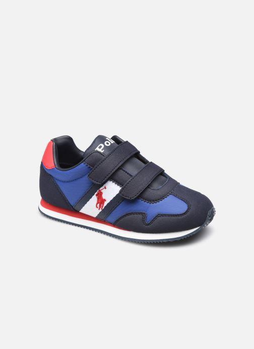 Sneaker Polo Ralph Lauren Kelland EZ blau detaillierte ansicht/modell