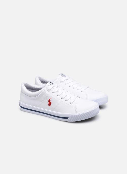 Sneakers Polo Ralph Lauren Elmwood Bianco immagine 3/4