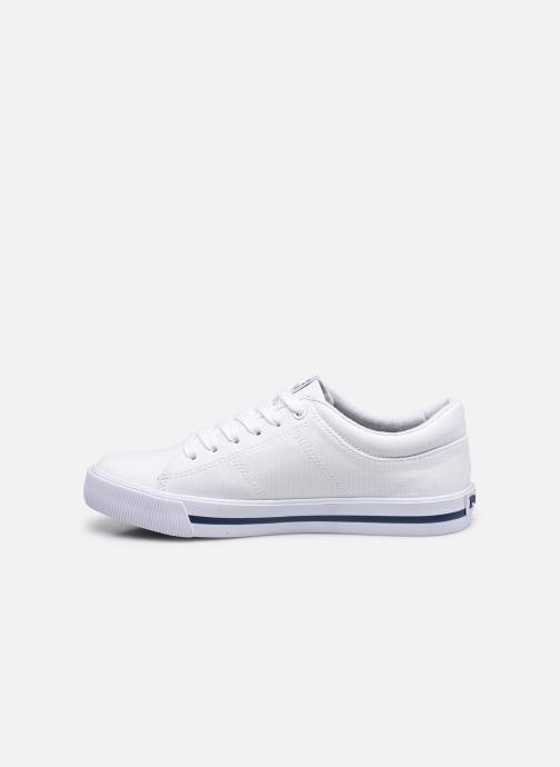 Sneakers Polo Ralph Lauren Elmwood Bianco immagine frontale