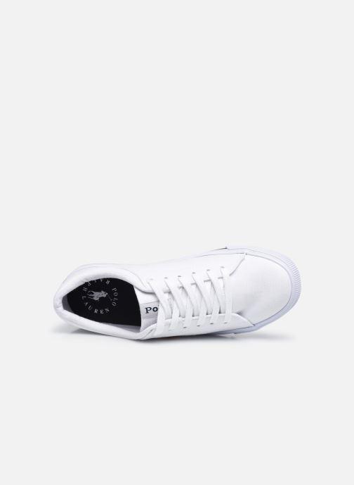 Sneakers Polo Ralph Lauren Elmwood Bianco immagine sinistra