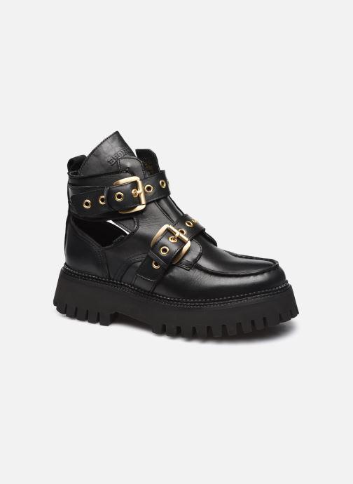 Boots en enkellaarsjes Bronx GROOV-Y 47322 Zwart detail
