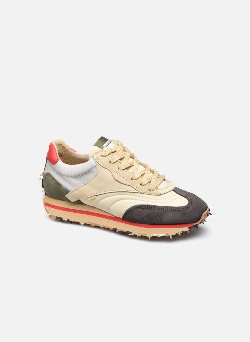 Sneakers Bronx MA-TRIXX 66373 Groen detail