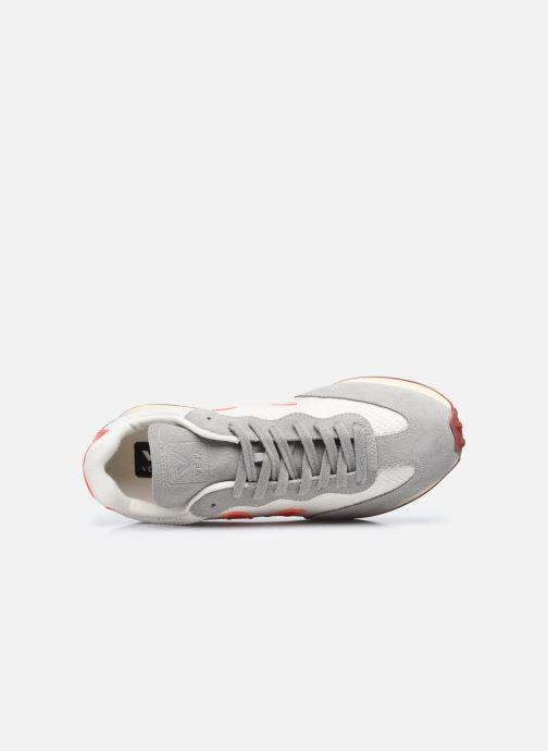 Sneakers Veja RIO BRANCO HEXAMESH M Grigio immagine sinistra