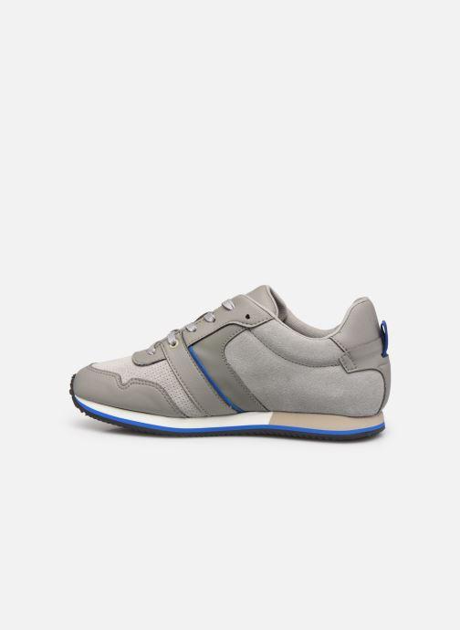 Sneaker BOSS J29253 grau ansicht von vorne