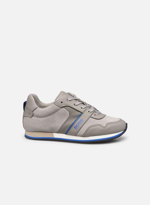 Sneaker BOSS J29253 grau ansicht von hinten