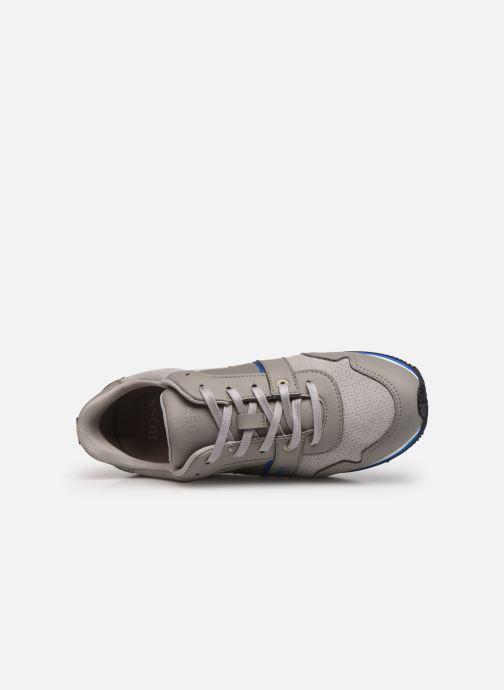Sneaker BOSS J29253 grau ansicht von links