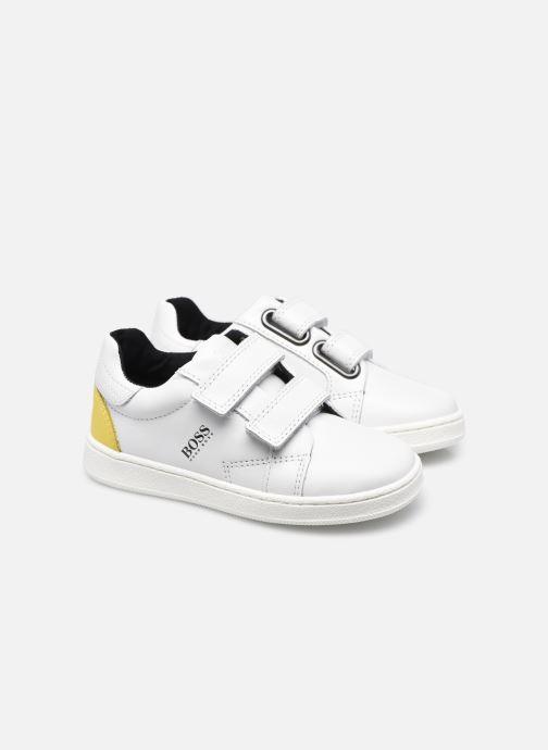 Sneakers BOSS J09146 Wit 3/4'