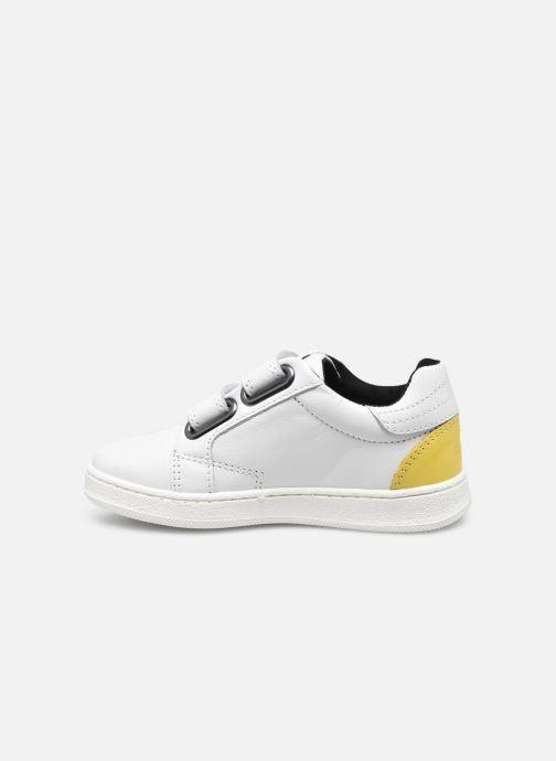 Sneakers BOSS J09146 Wit voorkant