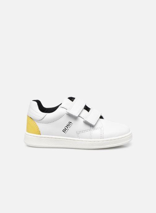 Sneakers BOSS J09146 Wit achterkant