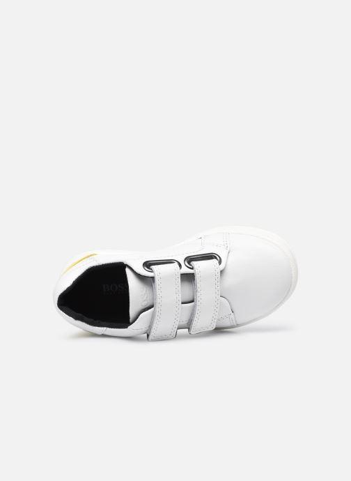 Sneakers BOSS J09146 Wit links