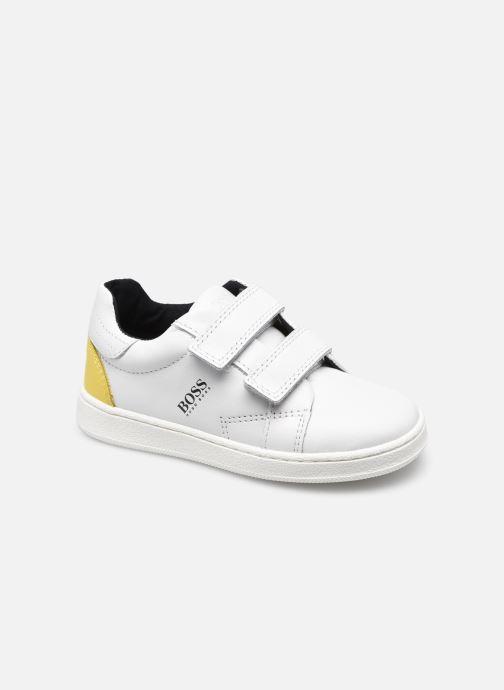 Sneakers BOSS J09146 Wit detail