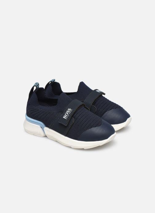 Sneakers BOSS J09151 Blauw 3/4'