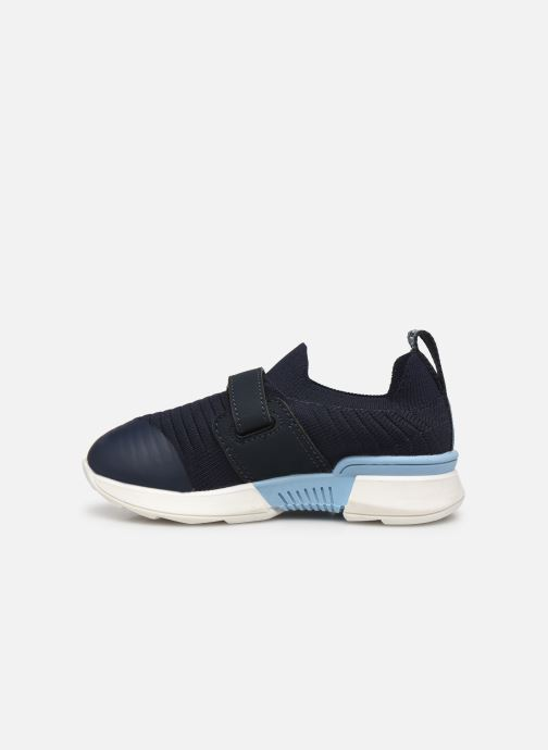 Sneakers BOSS J09151 Blauw voorkant