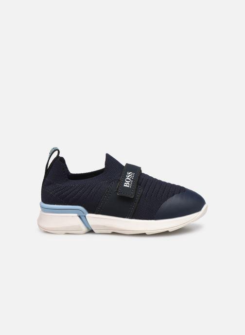 Sneakers BOSS J09151 Blauw achterkant