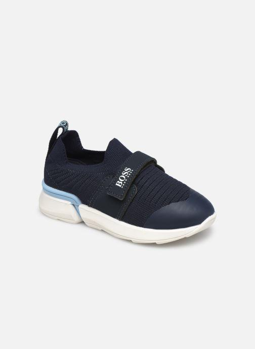 Sneakers BOSS J09151 Blauw detail