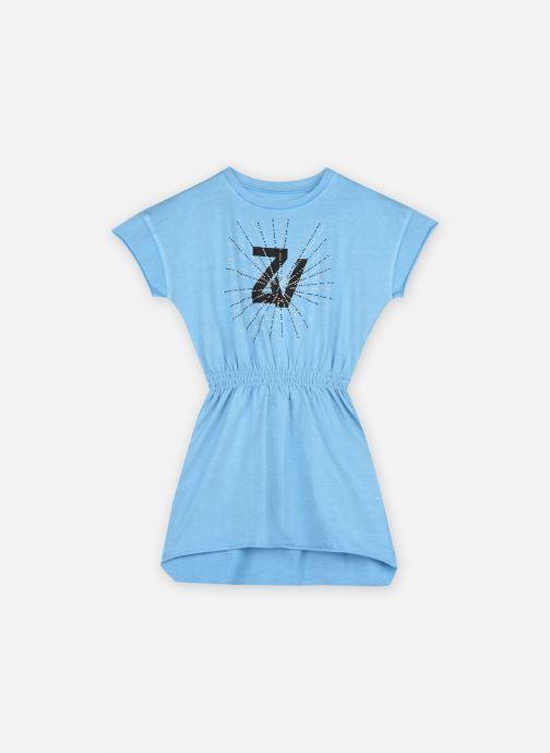 Vêtements Zadig & Voltaire X12136 Bleu vue détail/paire