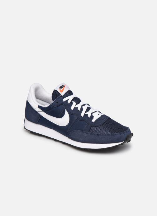 Baskets Nike Nike Challenger Og Bleu vue détail/paire