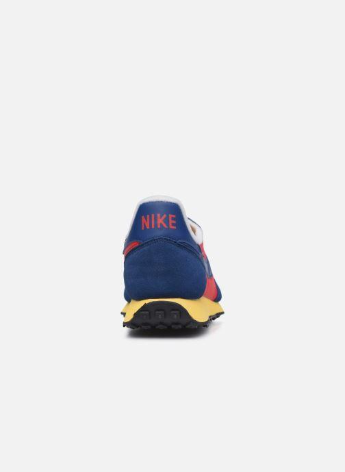 Deportivas Nike Nike Challenger Og Rojo vista lateral derecha