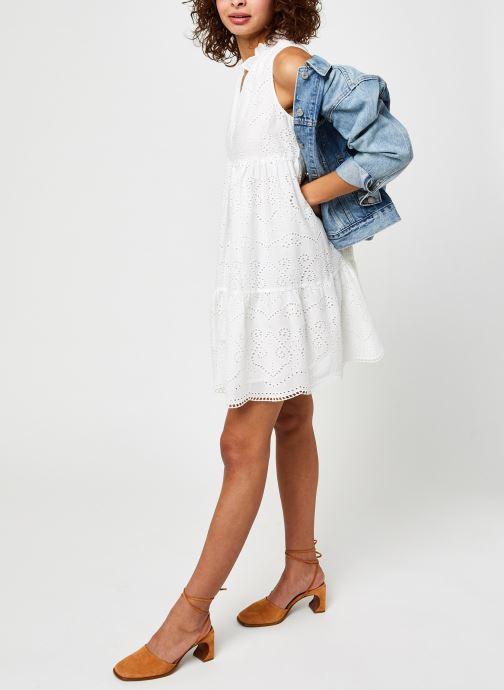 Vêtements IKKS Women BQ30805 Blanc vue bas / vue portée sac