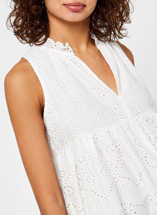 Vêtements IKKS Women BQ30805 Blanc vue face