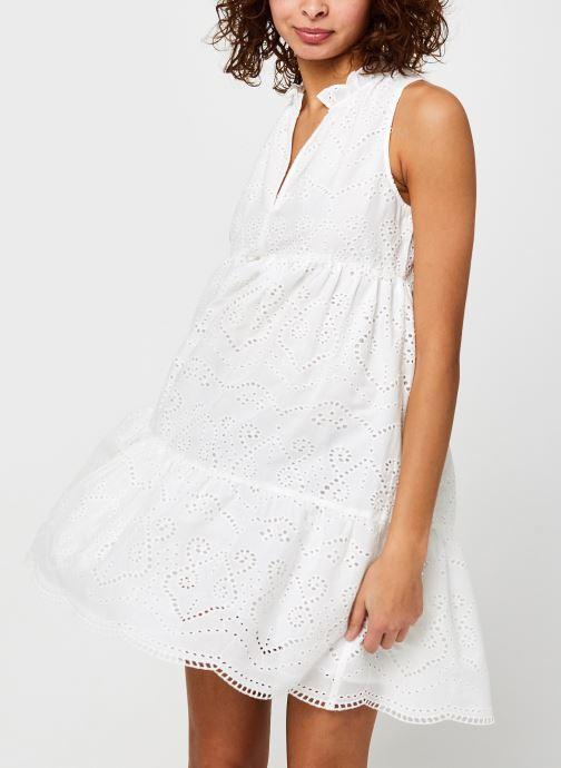 Vêtements IKKS Women BQ30805 Blanc vue droite