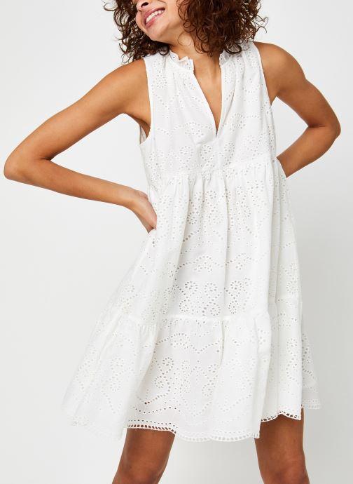 Vêtements IKKS Women BQ30805 Blanc vue détail/paire