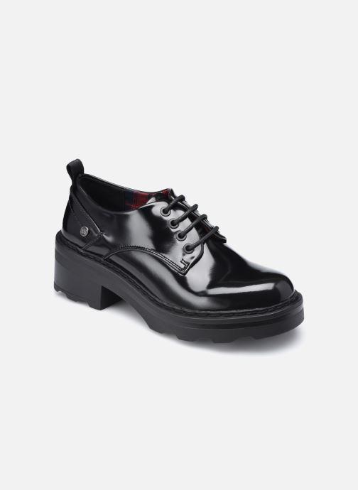 Chaussures à lacets Xti 44408 Noir vue détail/paire