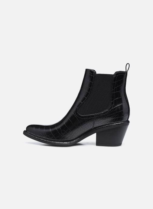 Bottines et boots Xti 44435 Noir vue face