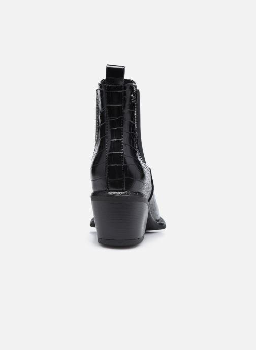 Bottines et boots Xti 44435 Noir vue droite